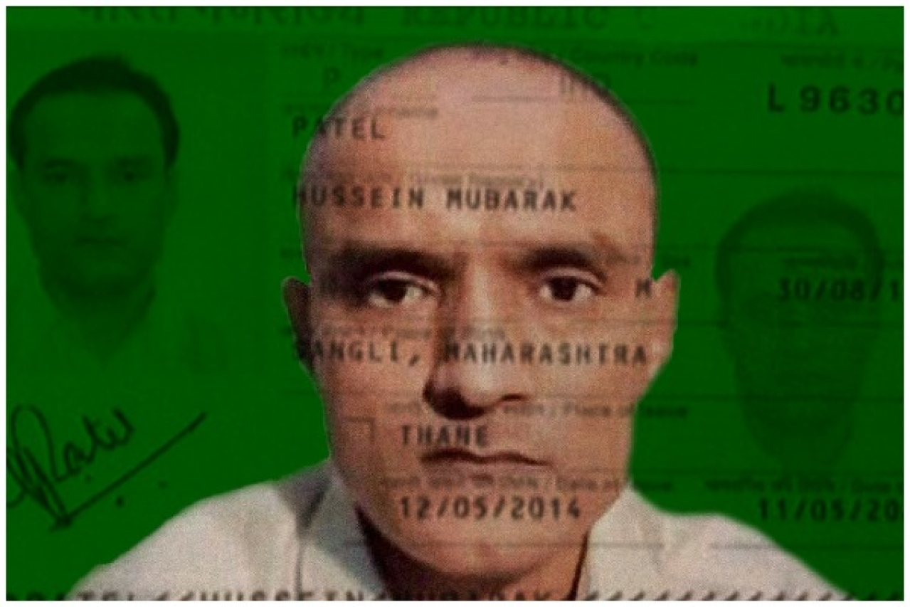Kulbhushan Jadhav was kidnapped by Pakistan from Iran.