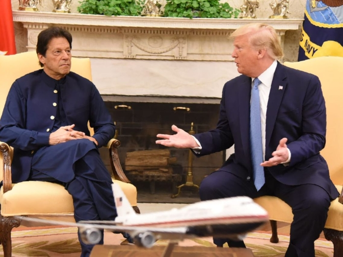 As Part Of Battle Against Foreign Aid, Trump Administration Slashes Assistance To Pakistan By $440 Million