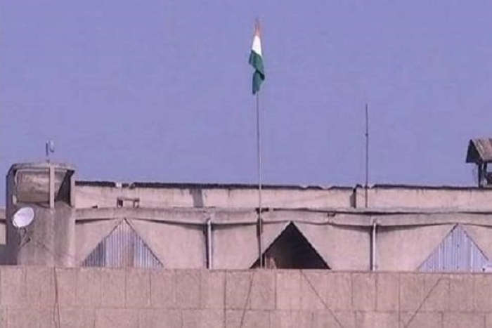 Jammu And Kashmir State Flag Removed From Secretariat Building In Srinagar; Other Government Buildings To Follow Suit