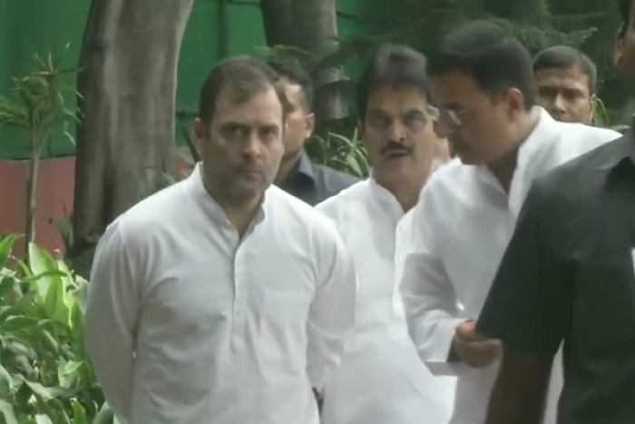 CWC To Hold Second Meet Today Evening To Take Decision On Party President After Rahul Gandhi Holds Firm On Resignation