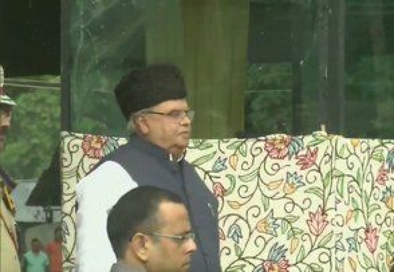'Indian Constitution Allows Different Regional Identities To Flourish': J&K Governor Satya Pal Malik's I-Day Speech