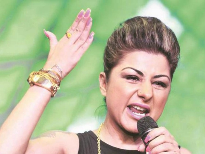 Punjabi Rapper Hard Kaur Joins Khalistani Movement, Challenges Amit Shah And PM Modi To Fight Her