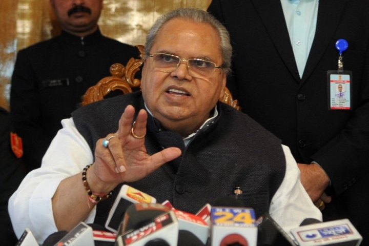 Will Send Rahul Gandhi A Plane To Observe Situation In Valley: J&K Governor Malik Slams Ex-Congress Chief