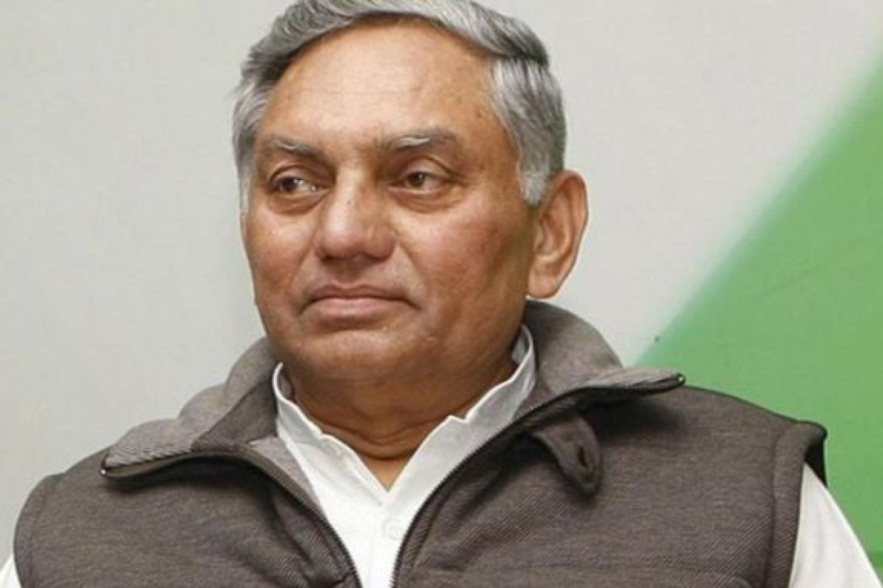 Senior Congress Leader Janardan Dwivedi Defies Party's Stance, Welcomes Abrogation Of Article 370