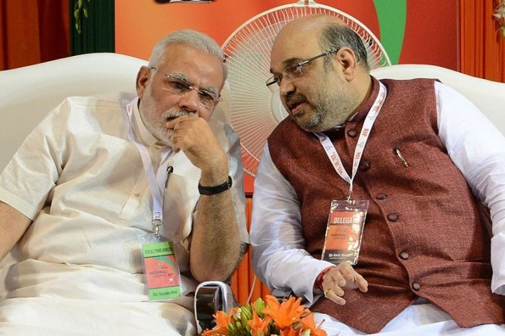All Eyes On Kashmir: Ahead Of Cabinet Meet, Law Minister Ravi Shankar Prasad Meets Home Minister Amit Shah