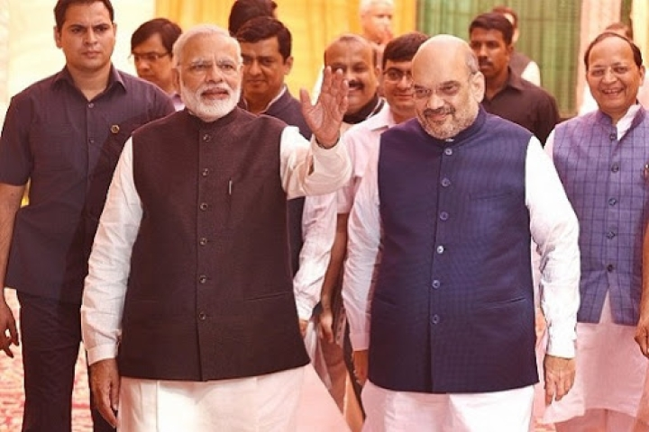 Kashmir To Be Fully Integrated Into India: Amit Shah Moves Resolution Scrapping Article 370 In Rajya Sabha