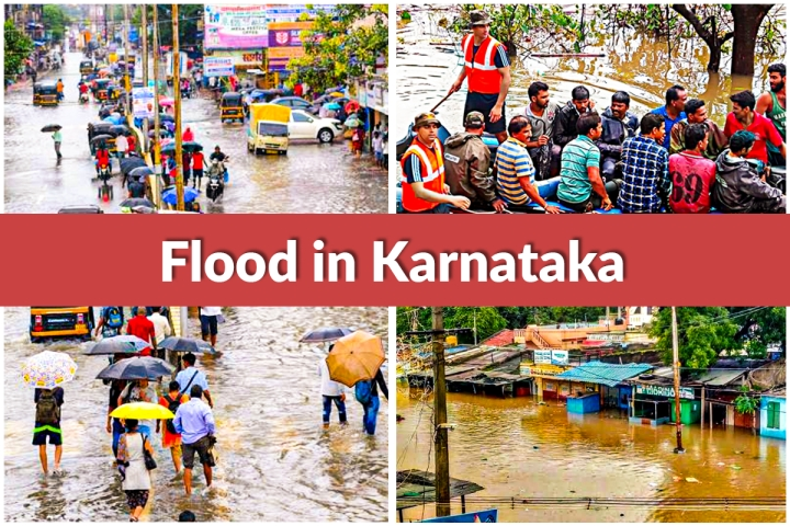 In Depth: Flood Hits  North And Coastal Karnataka; IMD Predicts Heavy Rains For Next Few Days
