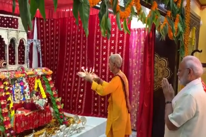 On Bahrain Visit, PM Modi Launches $4.2 Million Project For Redevelopment Of 200-Year-Old Sri Krishna Temple