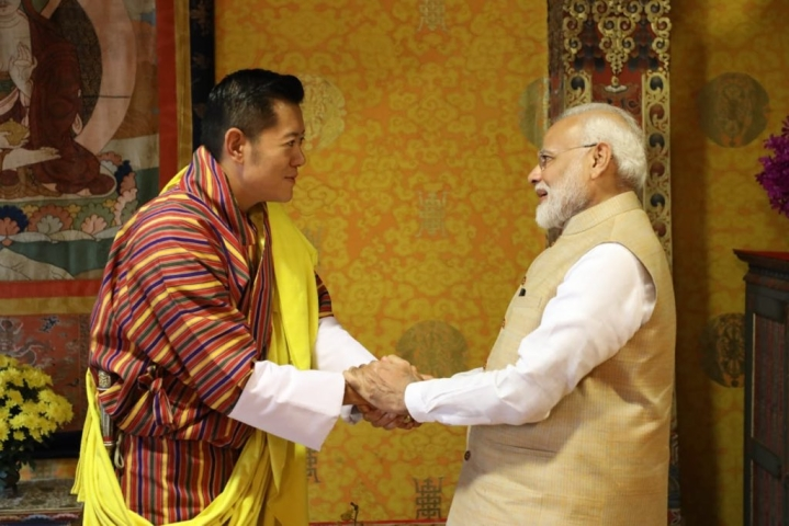 Modi's Bhutan Visit Was Different From His Other Foreign Trips