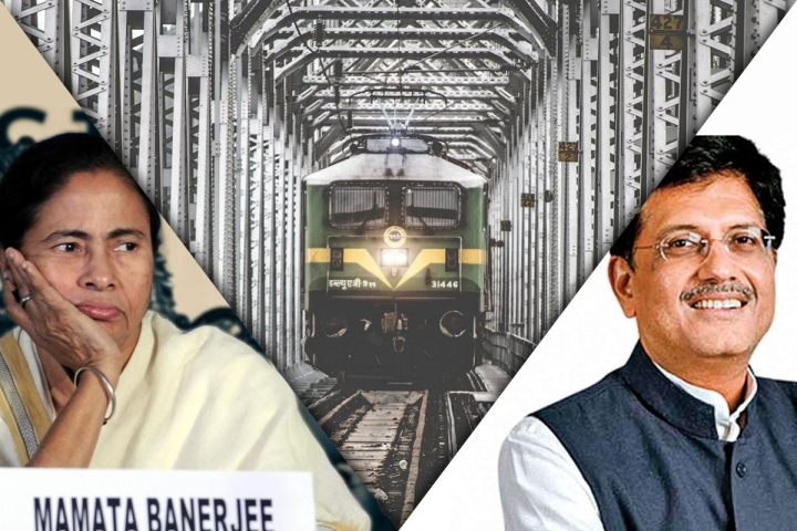 Bengal Government's Missive To Railways Ministry Is Economical With The Truth