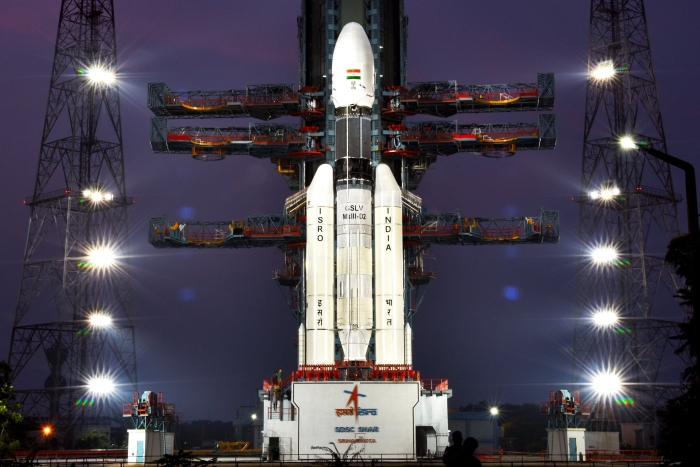 Chandrayaan-2: Lessons From One South Pole Race For Another