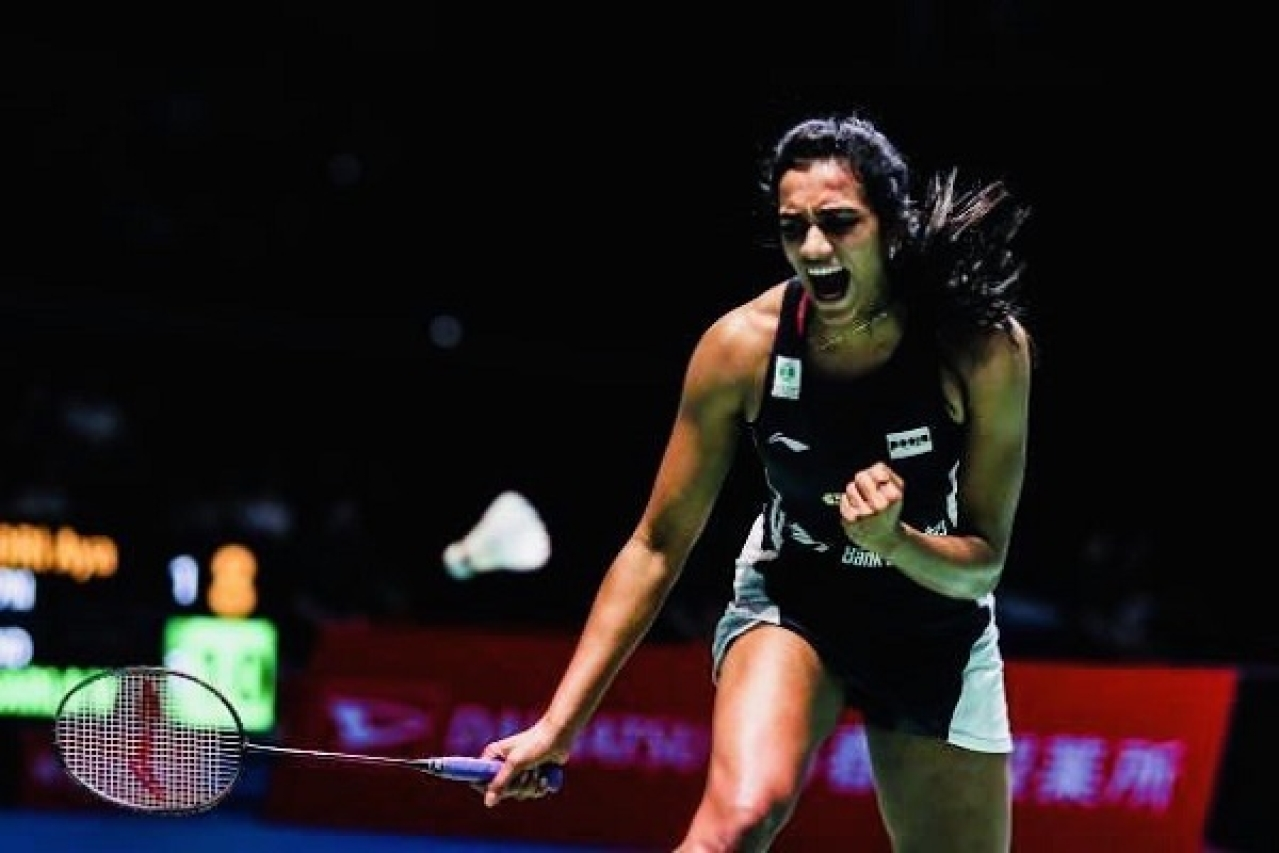 'Very Proud Of Being An Indian': P V Sindhu Becomes First Indian To Win Gold At BWF World Championships