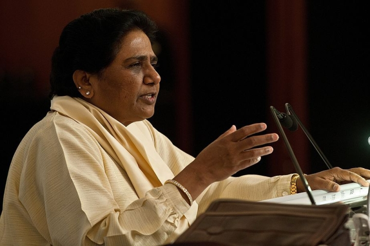 J&K Situation Could Have been better If Congress Had Ended Article 370 Earlier: BSP Chief Mayawati