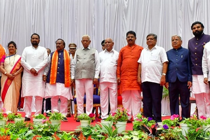 After Leading Flood Rescue Operations Yediyurappa Forms Karnataka Cabinet With 17 Ministers, Here Are The Details