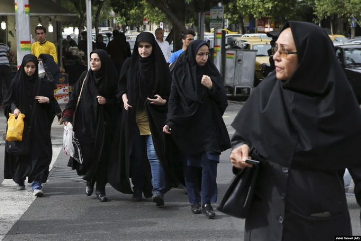 Iran: Women Activists Protesting Islamic Law Mandating Hijab Sentenced 55 Years In Jail