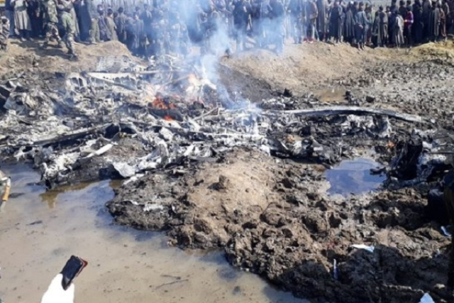 Court Of Inquiry Confirms Friendly Fire Was Behind Budgam IAF Helicopter Crash; Finds Five Officers Guilty Of Negligence