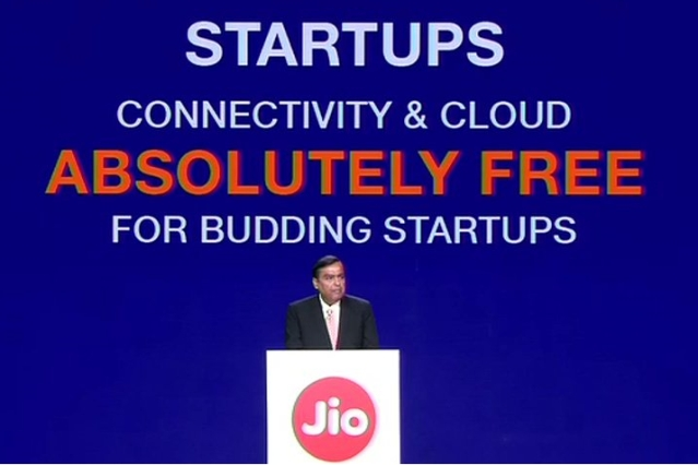 The Jio Disruption Giant Now Moves To A New Field
