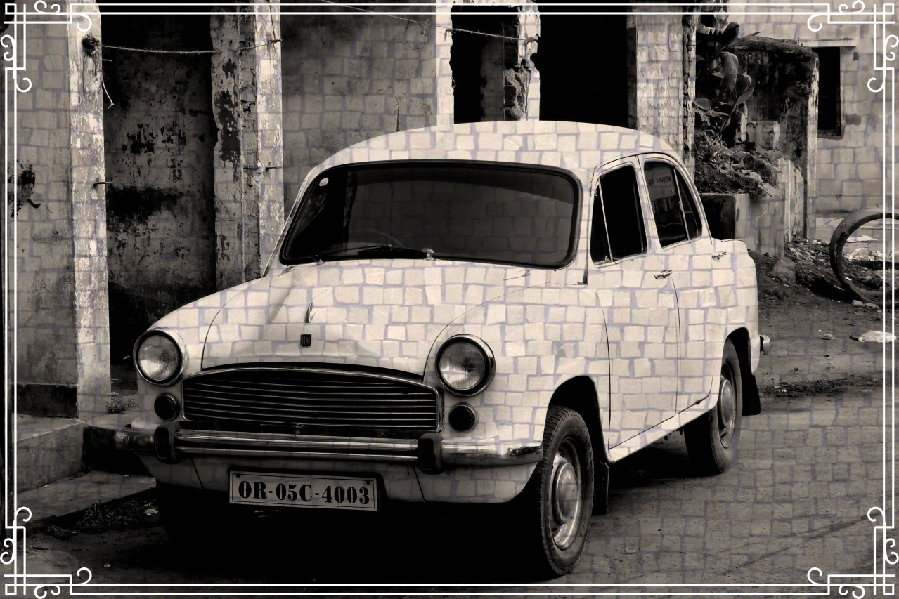 We need to move from 60 years of stagnation to big-ticket reforms! (Image source: Hindustan Ambassador - Wikipedia)