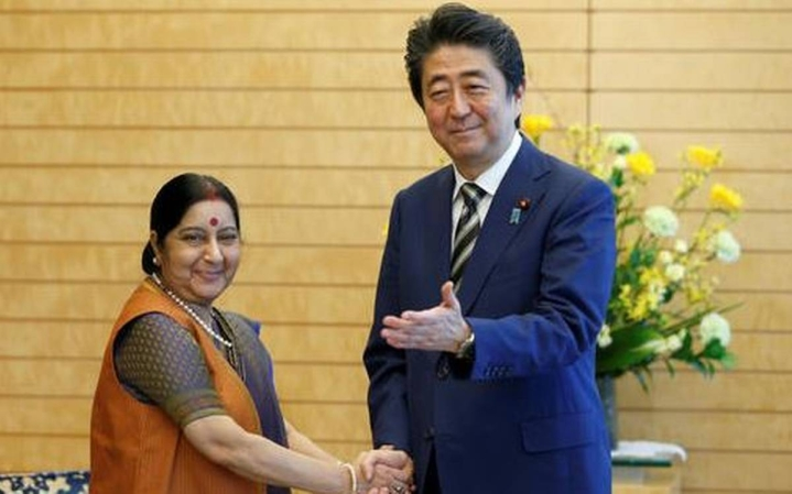 China, Japan Offer Condolences On Demise Of Former External Affairs Minister Sushma Swaraj