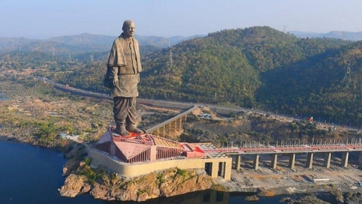 Statue Of Unity Gets Global Accolade, Inducted In Time Magazine's Greatest Place To Visit 2019