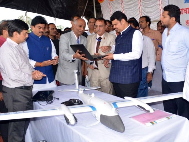 Survey Of India To Use Drones For Mapping Maharastra Villages, Signs MoU With Department Of Revenue And Land Records