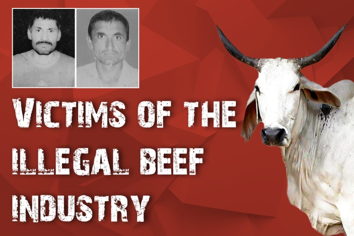A Tale Of Two Hapless Victims Of The Illegal Beef Industry