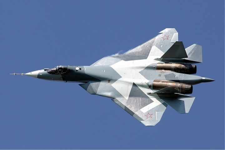 In The Market For New Fighter Jets, IAF To Monitor Export Version Of 5th Gen Russian Sukhoi Su-57 Aircraft