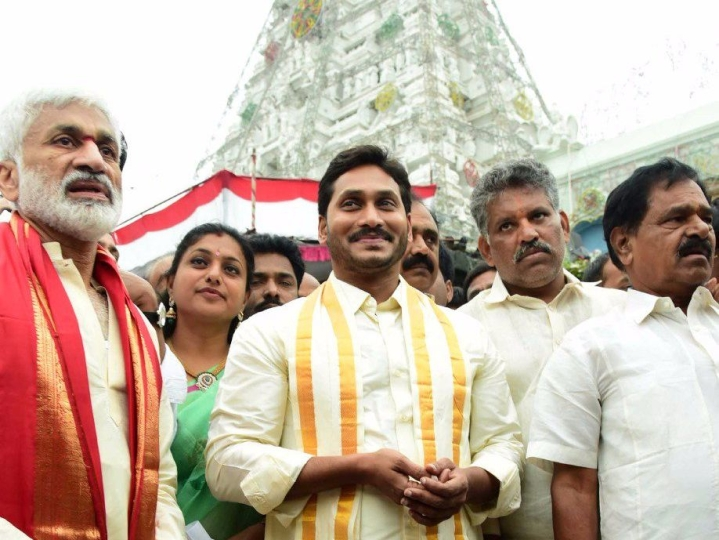 Tirumala Tirupati: Jagan Government To Sack Non-Hindu Staff From TTD, Surprise Inspections To Ensure Order Is Followed