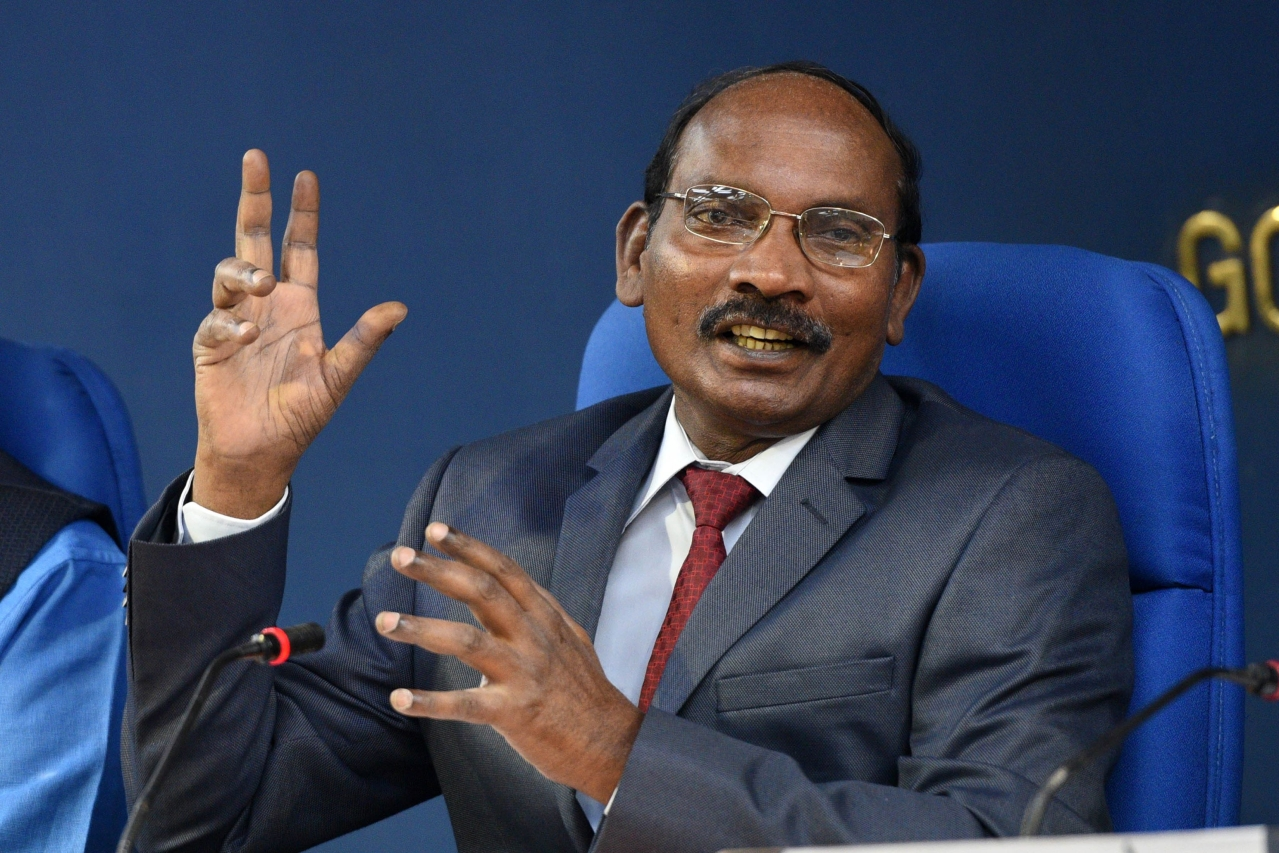 ISRO Will Send First Indian To Space Using Its Own Rocket By 2021, Announces ISRO Chief K Sivan