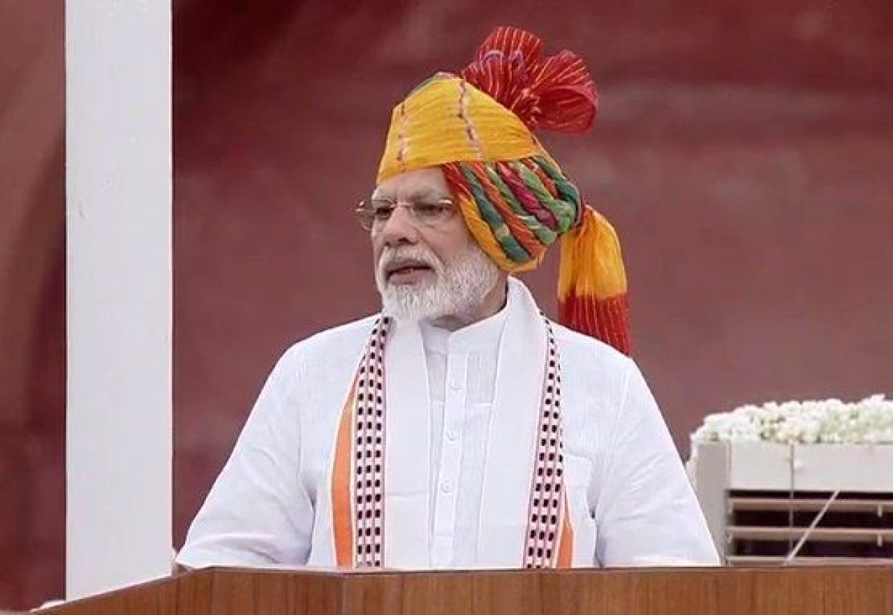 'If We Can Remove Sati Pratha, Why Not Triple Talaq': PM Modi Talks About Welfare Of Muslim Women In I-Day Speech