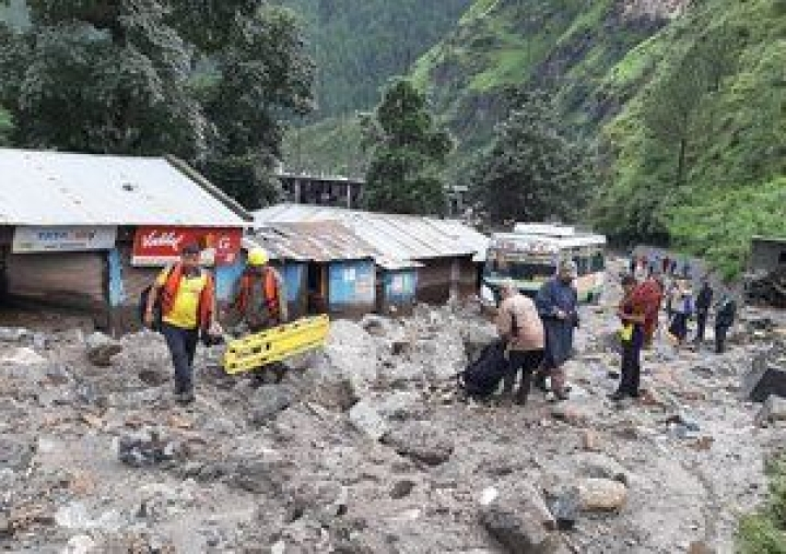 Torrential Rains Hit Himachal Pradesh, Uttarakhand: 31 Dead, Hundreds Stranded Due To Landslides, Flash Floods