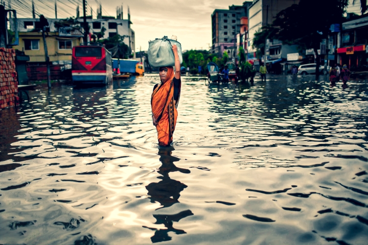 It's Time To Turn To Dharma And Ancient Hindu Traditions To Save The Environment