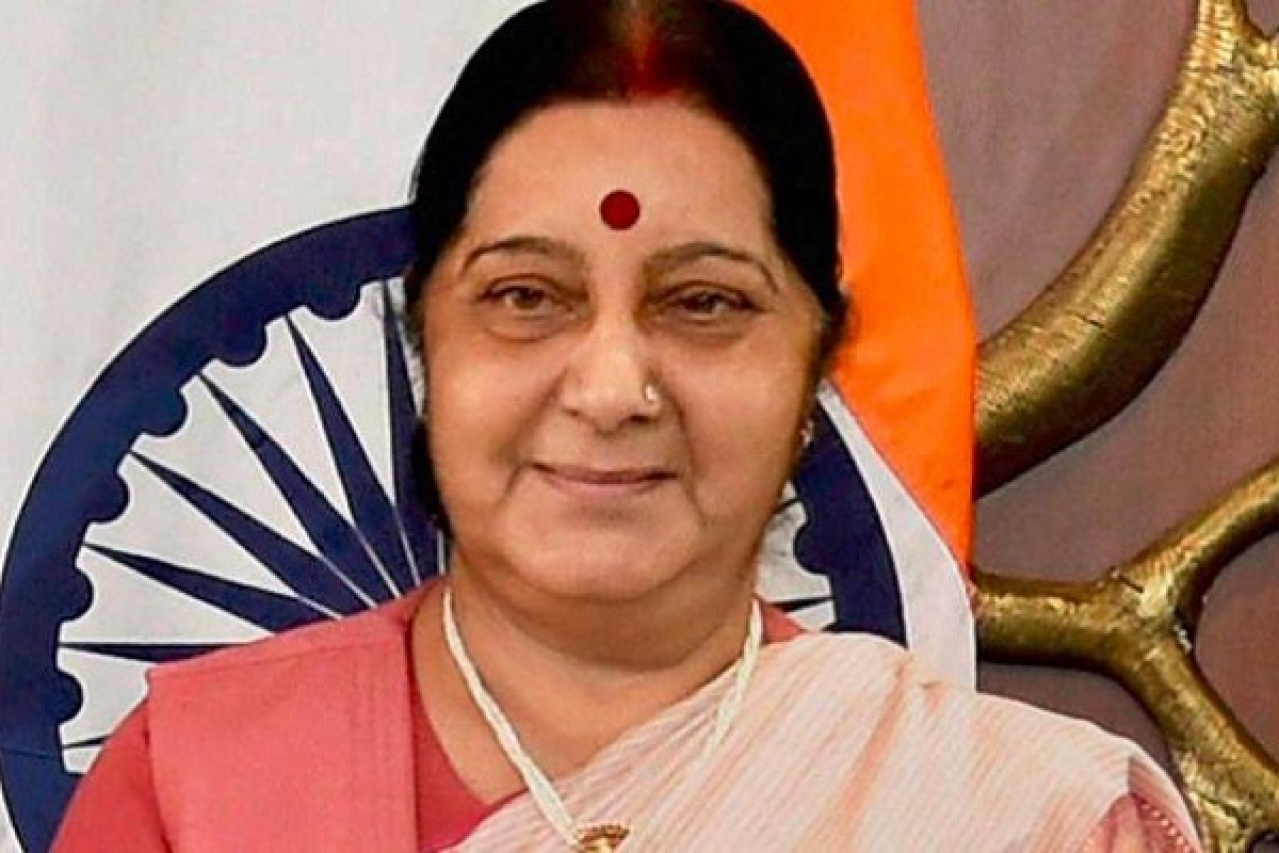 Former External Affairs Minister And Senior BJP Leader Sushma Swaraj Passes Away, Aged 67