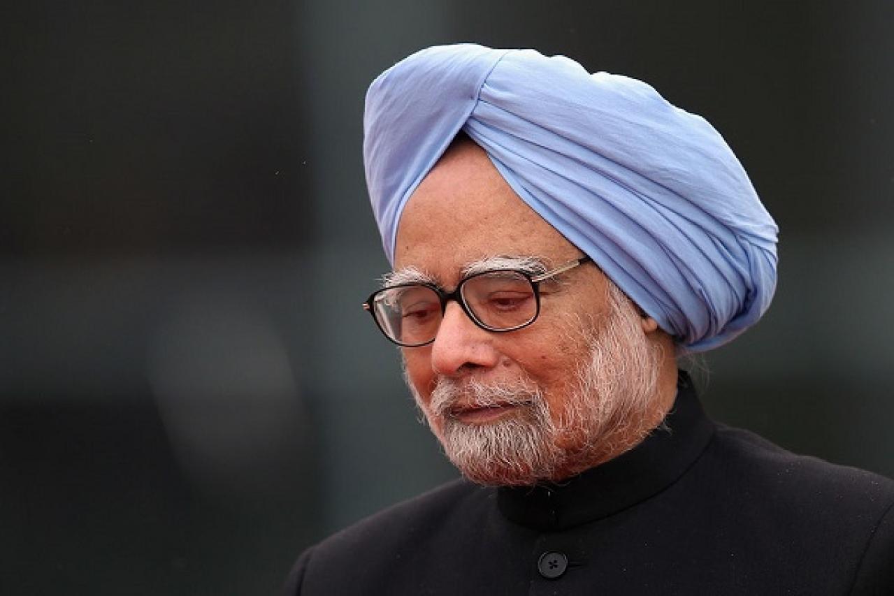 Former PM Manmohan Singh Sworn-In As Rajya Sabha Member From