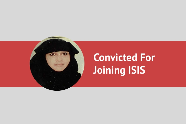 Meet The Woman Who Becomes The First To Be Convicted For Her Links With ISIS