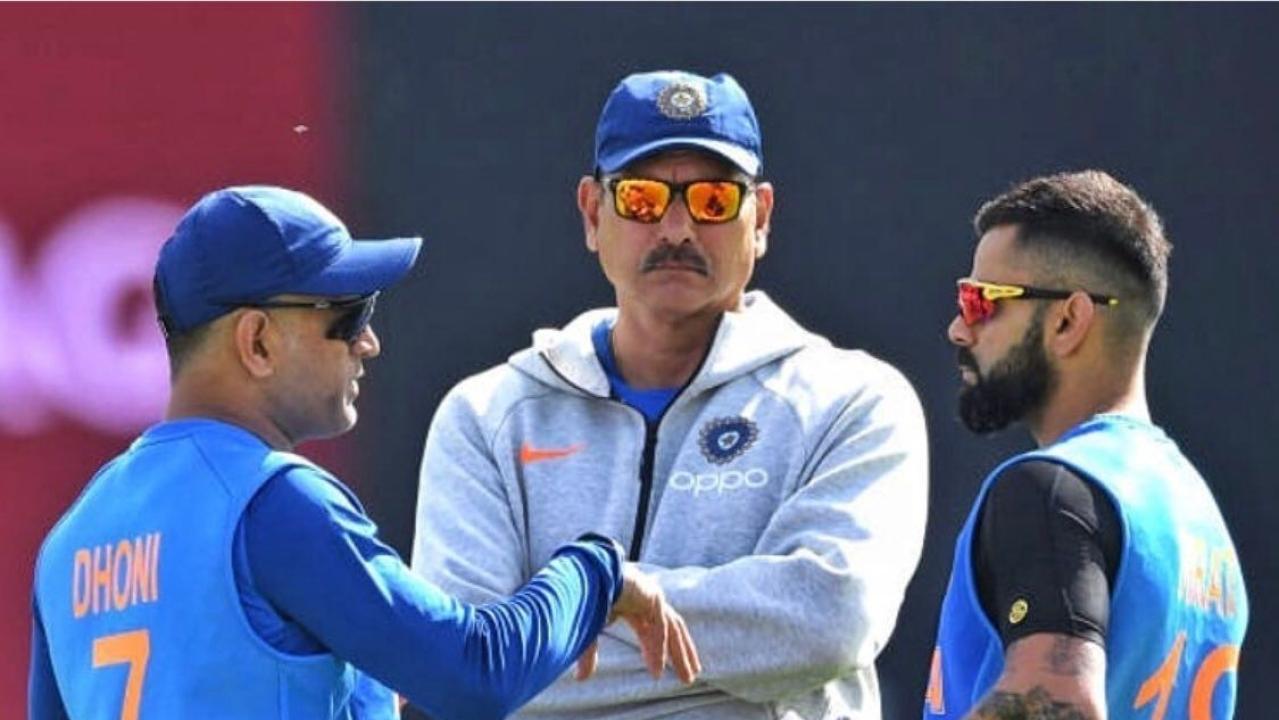 Ravi Shastri To Continue As Indian Men S Cricket Team Coach