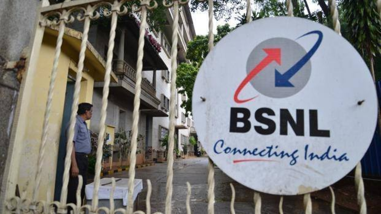 BSNL Employees To Go On Nation Wide Hunger Strike On Monday Demanding Fastened Implementation Of Revival Plan