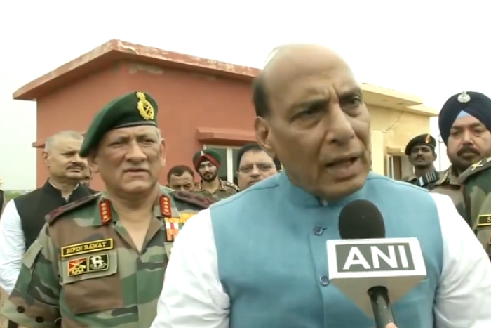 'Will Depend On Circumstances': Says Rajnath Singh On No First Use Nuclear Policy, Hints At Rethink