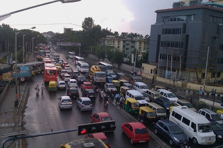 Bengaluru's Notorious Traffic Gridlocks At Central Silk Board Junction May Soon Be History, Courtesy A Proposed Flyover