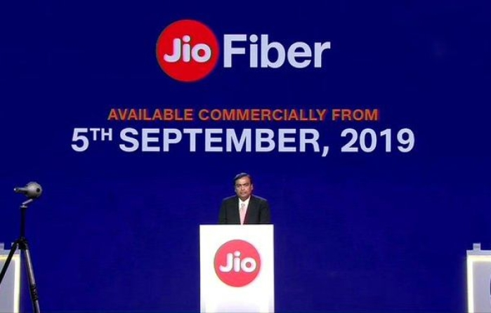 Reliance Jio GigaFiber Features In Top Three Of Netflix ISP Speed Index As Consumers Wait For 5 September Launch