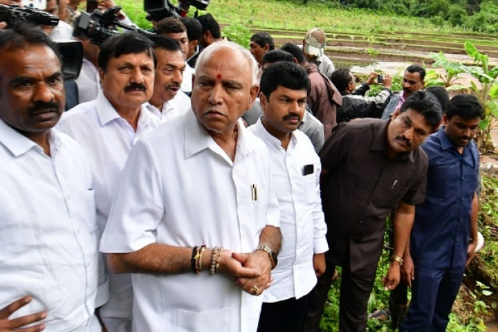 Karnataka: As Floods Recede And Life Limps Back To Normalcy, Yediyurappa To Form Cabinet On 20 August