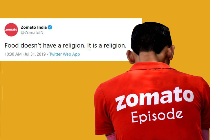 Food Has No Religion? Zomato Gets A Reality Check From Its Own Staff