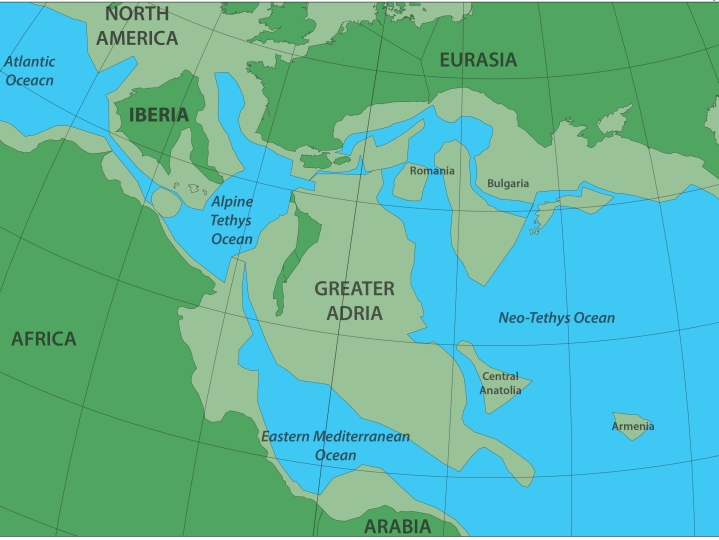 'Greater Adria': Researchers Discover Lost Eighth Continent Under Southern Europe