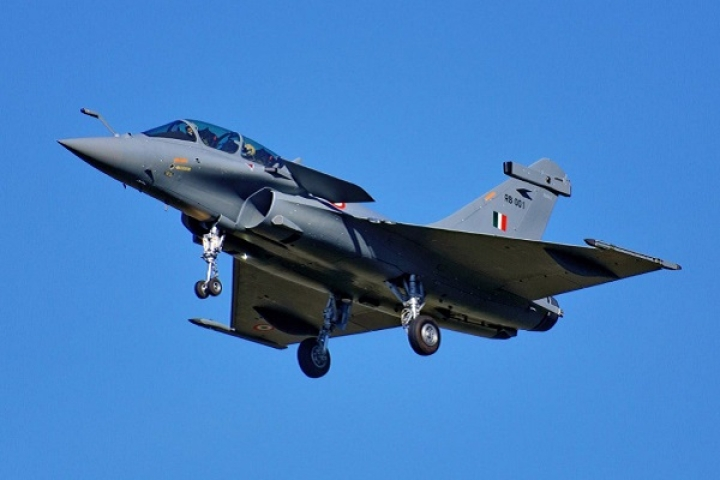 In Pictures: First Look Of Indian Air Force's Very Own Rafale Fighter Jet As It Undergoes Flight Tests