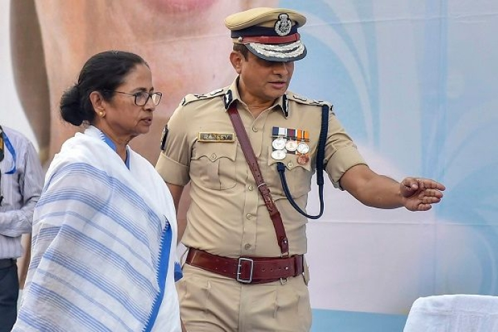 Rajeev Kumar: The Curious Case Of Bengal's Missing Top Cop