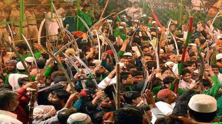 Bihar: Man Accidentally Beheads Himself During Muharram Procession While Showcasing His Swordsmanship