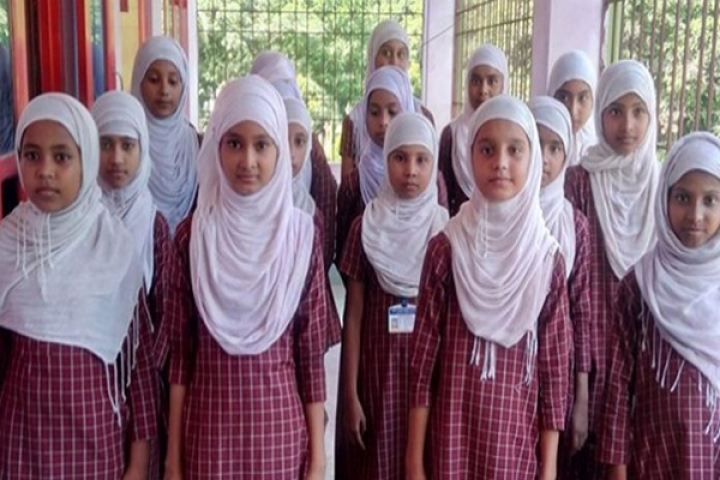 Assam: Senior Teacher Makes 'Hijab' Compulsory For All Girl Students Of A School In Karimganj; Stirs Controversy