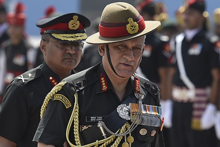 Pakistani Nuclear Threats Show Lack Of Confidence In Its Conventional Forces: Army Chief General Bipin Rawat