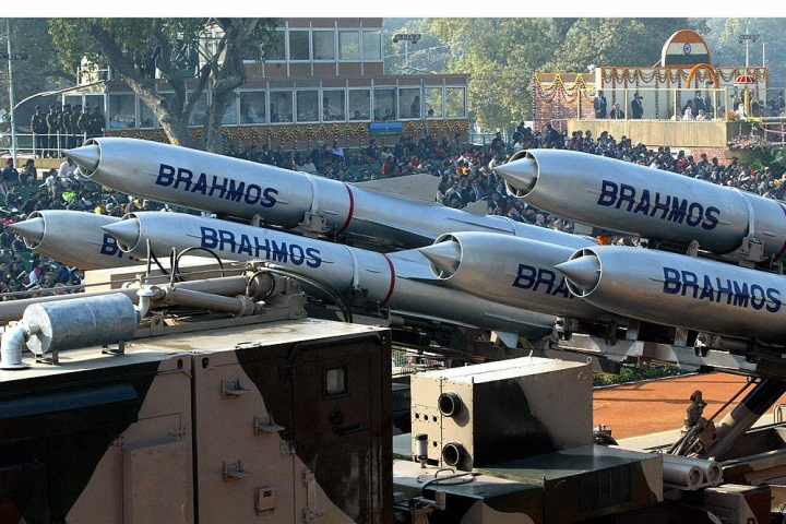 India Successfully Test Fires Land-Attack Version Of BrahMos Supersonic Cruise Missile