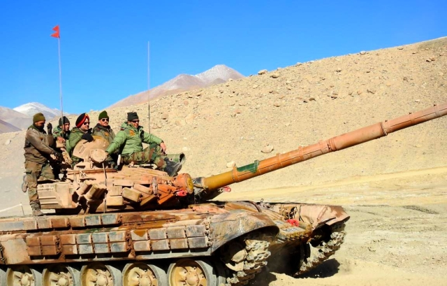 Why The Indian Army Has Deployed Tanks In Ladakh That Were Seen In A Military Exercise This Month